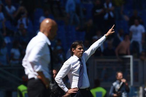 Roma Vs Lazio - Inzaghi Sebut Giallorossi Lebih Baik