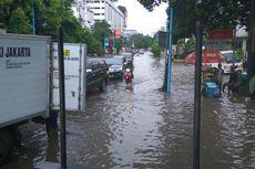 Meski Masih Banjir, Ahok Jamin Kemang Surut Kurang dari Satu Jam
