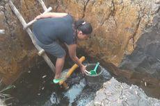 Kekeringan Ogan Ilir Semakin Parah, Warga Sulit Dapatkan Air Bersih