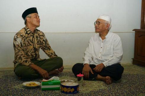 Gus Mus Tak Sangka Jokowi Pilih Kiai Ma'ruf Amin Jadi Cawapres