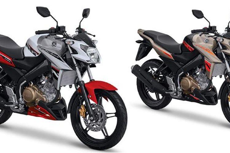 warna baru Yamaha New V-Ixion Advanced.