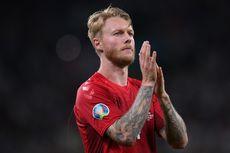 Berkat Aksi Heroik kepada Eriksen, Simon Kjaer Dapat Penghargaan dari UEFA