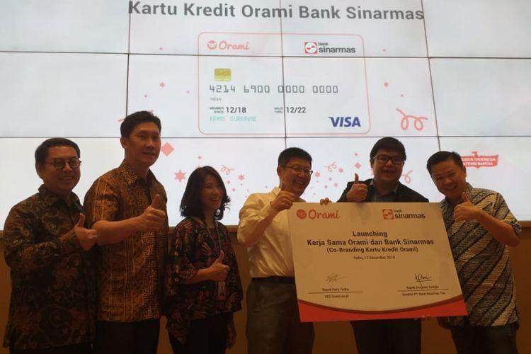 Bank Sinarmas Luncurkan Kartu Kredit Orami Untuk Para Ibu Muda