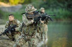 ISIS Pakai Jenazah Anak-anak untuk Jebakan Granat, Nyaris Lukai Pasukan Khusus Inggris SAS