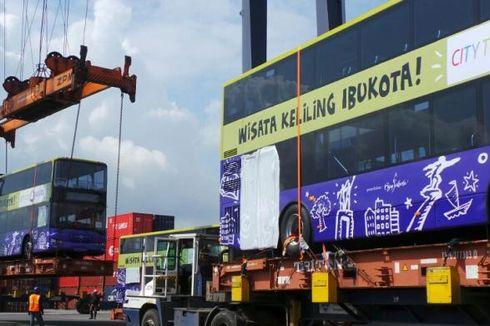 Bus Tingkat, Cara Baru Berwisata di Ibu Kota