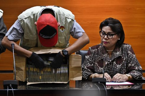 Revisi UU KPK Ketok Palu, OTT Jalan Terus