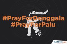 INFOGRAFIK: Duka untuk Sulteng, Jumlah Korban akibat Gempa dan Tsunami