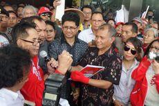 Ketua KPK Siap Jalankan Amanat Massa Penolak Hak Angket