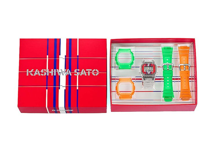 G-Shock x Kashiwa Sato