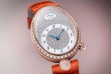 Elegan dan Mewah, Jam Tangan Wanita Breguet yang Dibalut Berlian
