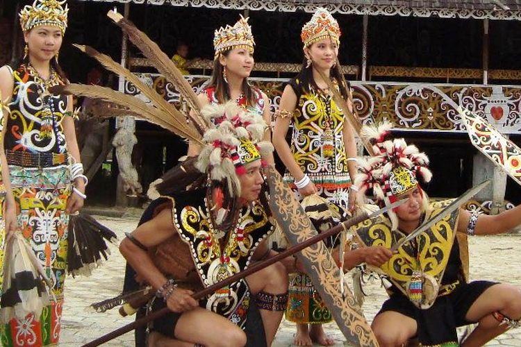 Desa Budaya Pampang, Samarinda