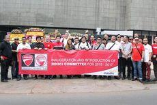 Inagurasi Pengurus Komunitas Ducati Terbesar di Indonesia
