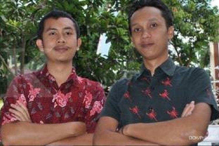 Arfi'an Fuadi dan M. Arie Kurniawan