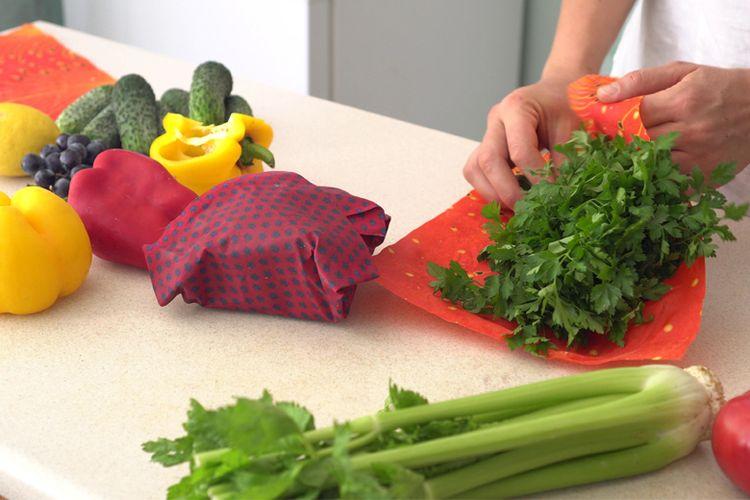 Ilustrasi memasak.