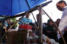 Jokowi: Pesta Rakyat Jakarta Belum Tentu di Monas