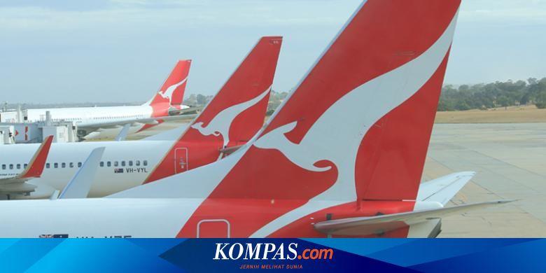 Qantas Promo Tiket Pesawat Ke Australia Dan Selandia Baru Halaman All Kompas Com