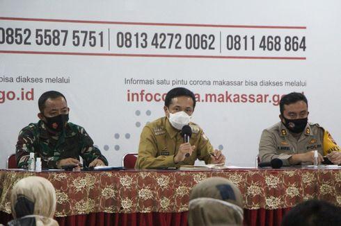 Jumlah Kasus Covid-19 Melonjak, Pemkot Makassar Longgarkan Jam Malam