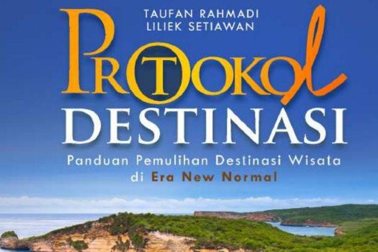 Cover buku Protokol Destinasi