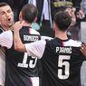 Cristiano Ronaldo dkk Sepakat Potong Gaji, Juventus