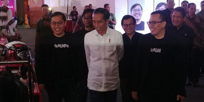 Jokowi Tak Mau E Commerce Indonesia Dibanjiri Produk Asing