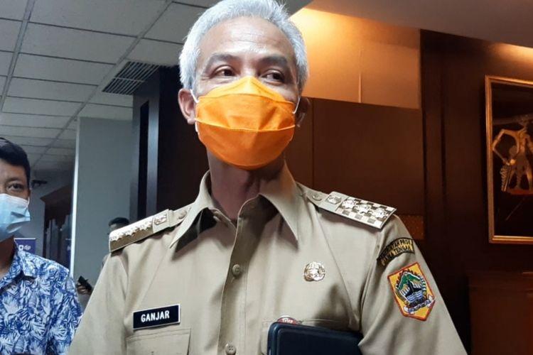 Gubernur Jawa Tengah <a href='https://manado.tribunnews.com/tag/ganjar-pranowo' title='GanjarPranowo'>GanjarPranowo</a>