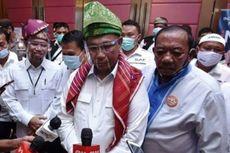 Pakai Tengkuluk dan Uis Gara Saat Debat Pilkada Medan, Ini Alasan Akhyar-Salman...