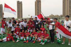 Tim Pelajar U-16 Indonesia Juarai Gothia Cup China 2019