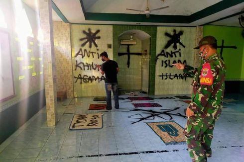 Fakta Terbaru Ungkap Motif Pelaku Vandalisme di Mushala
