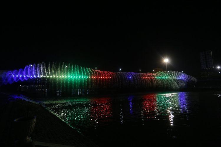 Semarang Bridge Fountain