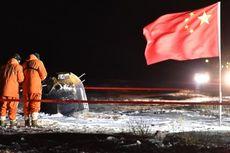 Wahana Chang'e 5 China Kembali ke Bumi, Bawa Sampel Batuan Bulan