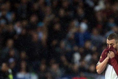 Totti: Jangan Tinggalkan Roma, De Rossi!