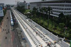 18 Bulan Lagi MRT Jakarta Beroperasi