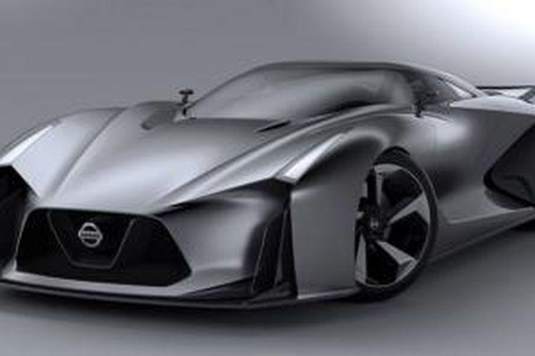 Nissan Vision Gran Turismo.
