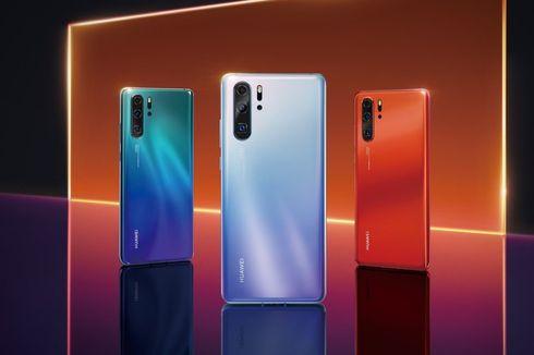 Bocoran Awal Huawei Mate 30 Pro, Empat Kamera dan Layar Berlubang