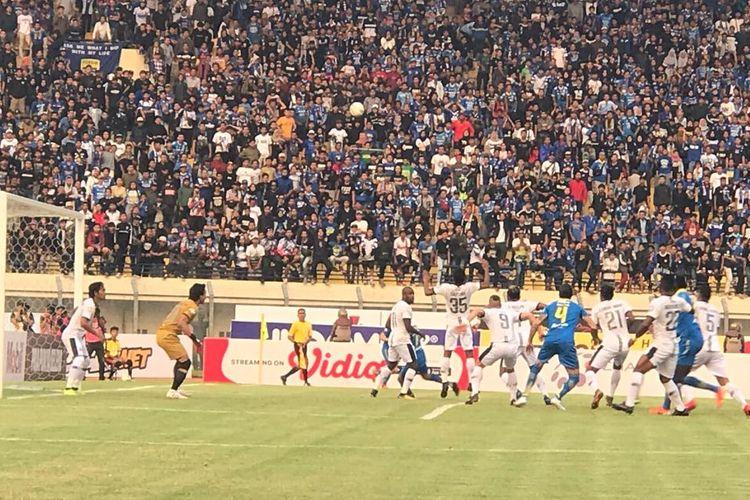 Persib Bandung vs Madura United, pekan kelima Liga 1 2019, di Si Jalak Harupat.