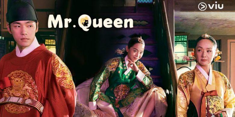 Drakor Mr. Queen, Rating Tinggi tapi Tuai Kontroversi hingga Berujung Minta Maaf Halaman all - Kompas.com