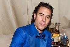 Menang Golden Globes, Sacha Baron Cohen Berterima Kasih kepada Bodyguard yang Selamatkan Nyawanya