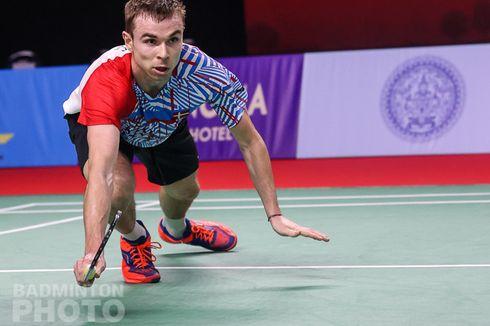 Angkat Koper dari Thailand Open, Wakil Denmark Hilang Akal Lawan Anthony Ginting