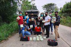 Polda Riau Gagalkan Penyelundupan 20 Kilogram Sabu dari Malaysia