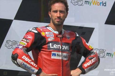 Pimpin Klasemen MotoGP 2020, Andrea Dovizioso Merasa Ada yang Aneh
