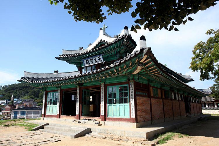 Gereja Anglikan Ganghwa