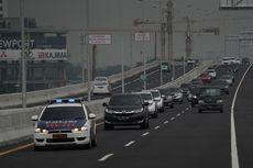 Efek Tol Layang Jakarta-Cikampek Bagi Pengusaha Bus