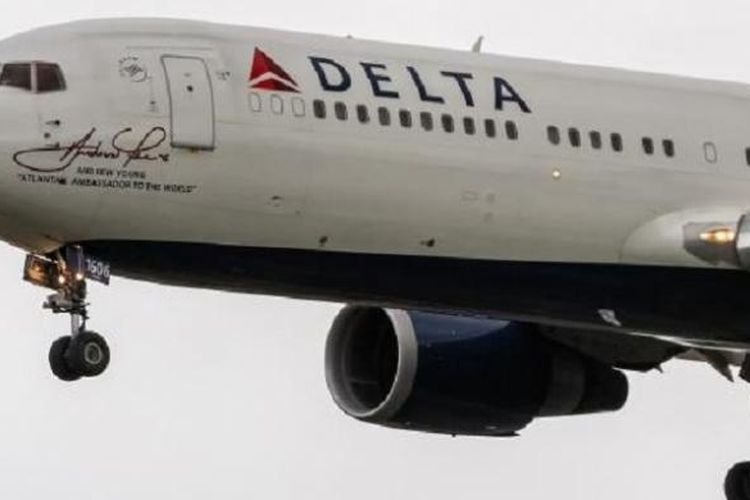 Delta Airlines.