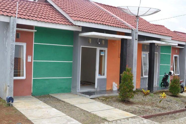 Ilustrasi rumah