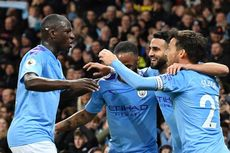 Manchester City Vs Chelsea, The Citizens Menang dan Geser The Blues