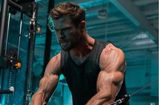 Chris Hemsworth Kembali Latih Otot demi Film