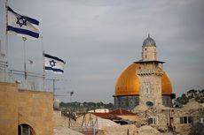 Israel Ungkap Temuan Bagian Bangunan Baru Dekat Bait Suci Yerusalem