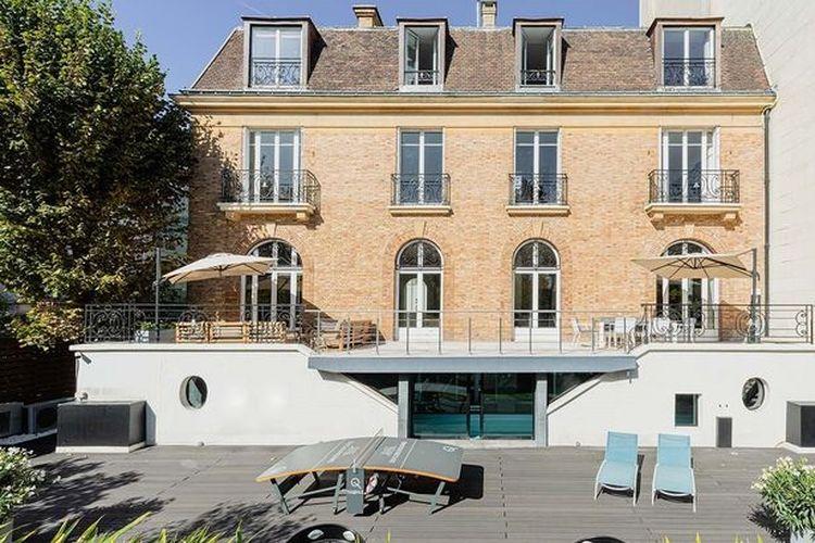 Salah satu properti di Paris yang ditawarkan ke pemain PSG, Lionel Messi