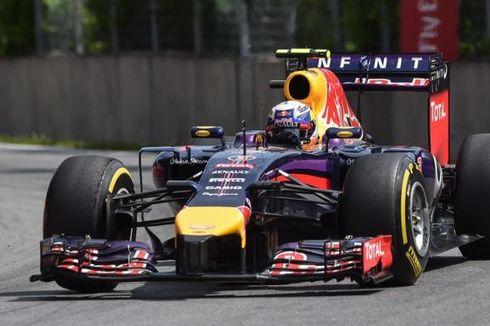 Ricciardo Raih Kemenangan Pertama di Formula 1