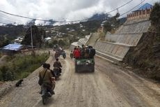 Biaya Membangun Trans Papua Rp 3,8 Triliun